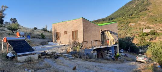 Orhanlı'da Satılık Çiftlik Evi - Manzara