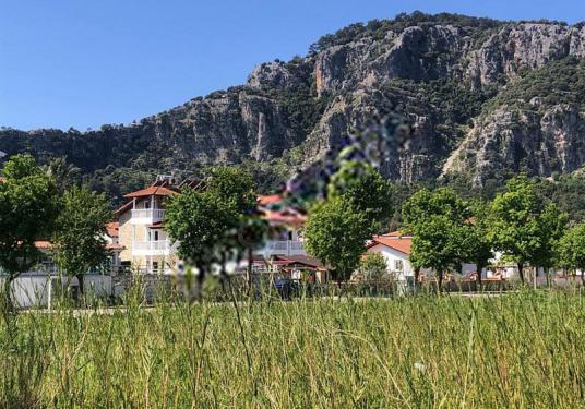 Dalyan Gülpınar'da Satılık Arsa - Manzara