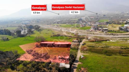 KW Gülçin | Kemalpaşa OSB 2. Bölgede 6 dönüm FIRSAT Sanayi arsa - Arsa