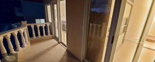 ALANYA TEPE MAH.FULLEŞYALI MÜSTAKİL KİRALIK 4+1 VİLLA - Balkon - Teras