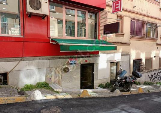 SUNA TABAKÇI'dan HARBİYE'de KİRALIK DÜKKAN/فروشگاه اجاره ای - Dış Cephe