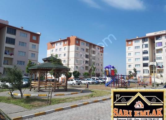 Aksaray Cumhuriyet Mah Satılık Daire 3+1 - 120 M 4 KAT - Site İçi Görünüm