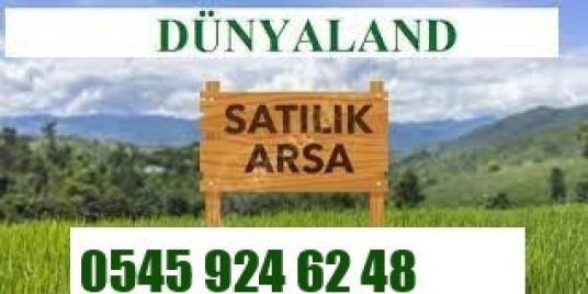 SATILIK/500 m2/ÇOK İYİ KONUM/KÖŞE PARSEL VİLLA ARSASI - Logo