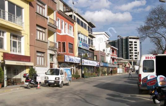 TARABYA HAYDAR ALİYEV CADDESİ ÜZERİNDE DENİZE SIFIR 180 M2 ARSA - Sokak Cadde Görünümü