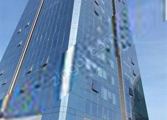 Basın Ekspres Ant Plato'da Kiralık 1035m2 Plaza Katı - Açık Otopark