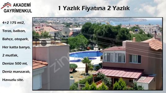 Yatırım Değeri Yüksek Eksiksiz Keyifli Villa (4+2) - Dış Cephe