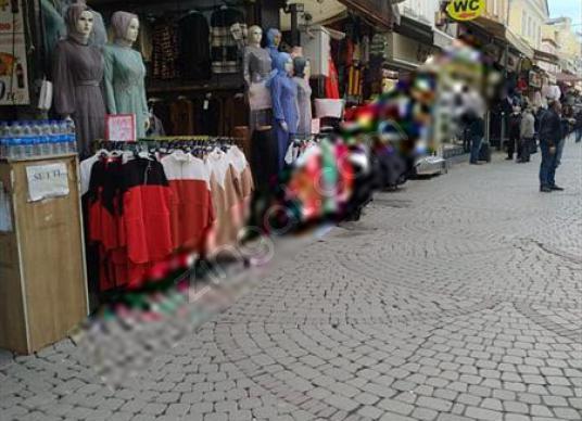Kemeraltında Kiracılı Satılık Dükkan - Sokak Cadde Görünümü