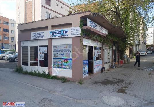 Aliağa'nın en merkezi noktasında tabanda 52 m2 dükkan - Sokak Cadde Görünümü