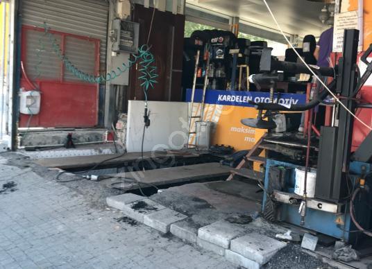 güneşli gülbahar cadd faal lastik tamir satış mağazası  kiralık - Kapalı Otopark