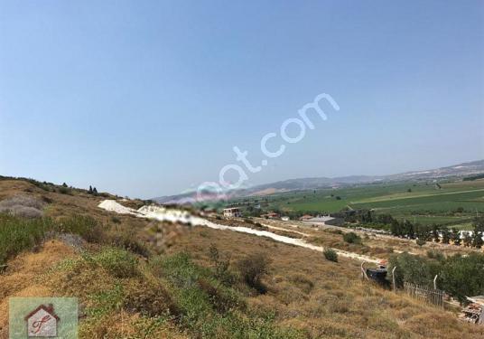 MENEMEN Maltepe'de Satılık Köşe Başı Kupon Arsa - Manzara