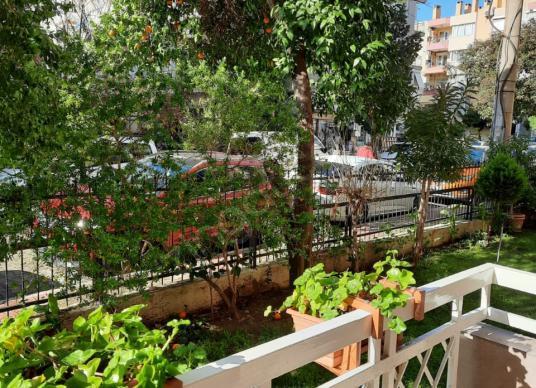 BAHRİYE ÜÇOK BULVARINA ÇOK YAKIN 110 M2 KEYİFLİ DAİRE - Bahçe