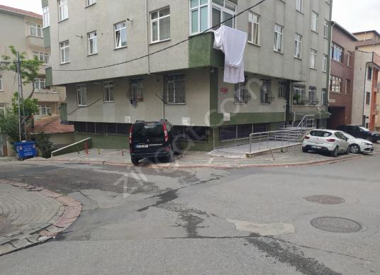 Üsküdar Ünalan Emar yanı Satılık 381m2 İŞYERİ - Sokak Cadde Görünümü