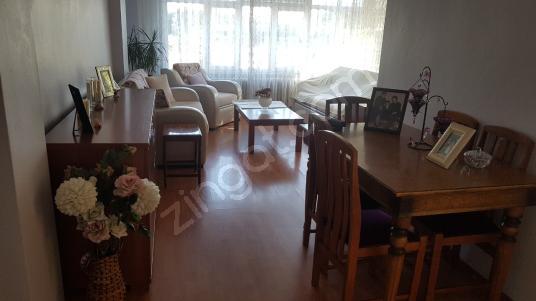 Mükemmel lokasyonda 2+1 ful eşyalı kiralık daire - Salon