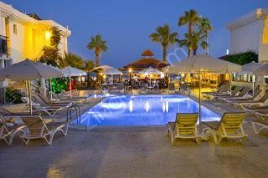 bodrum ortakent yahşide denize sıfır satılık otel - Yüzme Havuzu