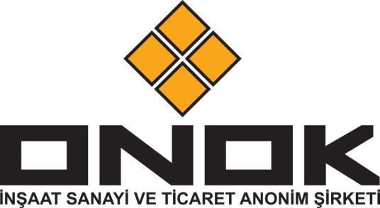 ONOK GAYRİMENKUL A.Ş den Bayrampaşa KARTALTEPE 3+1 Satılık Daire - Logo