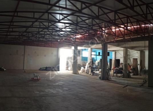 Ümraniye Hekimbaşı'da Kiralık Fabrika / İmalathane - Kapalı Otopark