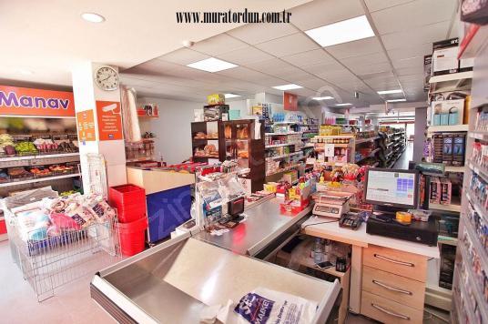 Kurumsal Kiracılı Antalya da Satılık 700 m2 Dükkan -103 - Mutfak