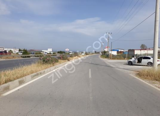SANAYİDE--3340m2 ARSA--YOL, ELEKTRİK VE SU VAR--ETRAFI ÇEVRİLİ - Sokak Cadde Görünümü