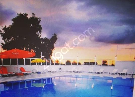 Akçakoca Hacı Yusuflarda Kiralık Otel - Yüzme Havuzu