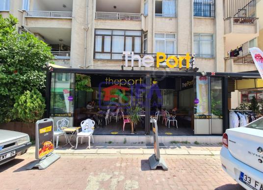 FAEMLAK'DAN KOSHİMOTO SOK.'DA FUL EŞYALI DEVREN KİRALIK CAFE - Sokak Cadde Görünümü