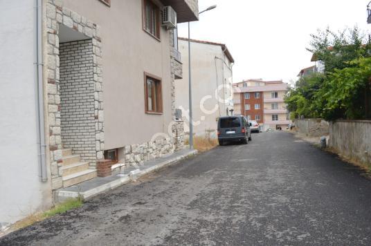 DİKİLİ SALİMBEY'DE HASTAYANEYE YAKIN SIFIR 2+1 DAİRE - Sokak Cadde Görünümü