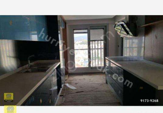 Deniz manzaralı site içinde,akıllı ev,200m2 sıfır,4+1 - Mutfak