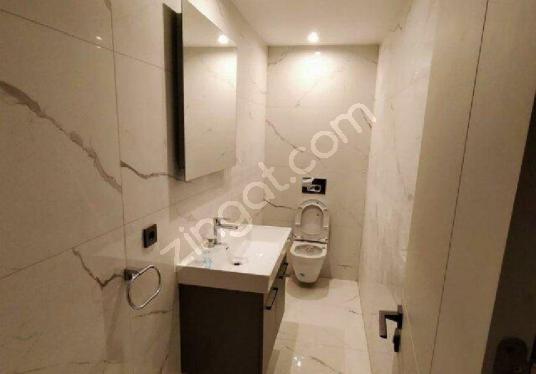 Güzelbahçede 2+1 ters dublex 120m2 satılık daire - Tuvalet