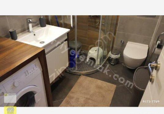 Birleşmiş Emlakçılar A.Ş'den lüks modern 2+1 daireler - Tuvalet