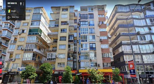 GÖZTEPE, İNÖNÜ CADDESİ ÜZERİ 120 m2, 3+1 MUHTEŞEM SATILIK DAİRE - Dış Cephe