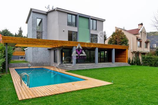 Demirciköy Kiralık Eşyalı/Eşyasız Orman Manzaralı Havuzlu Villa - Yüzme Havuzu