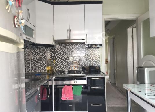 kızılay mahallesinde kiralık 3+1 full eşyalı yeni bina - Mutfak