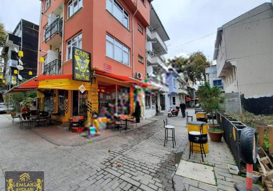 Tuzla Sahilde Devren Kiralık Cafe - Sokak Cadde Görünümü