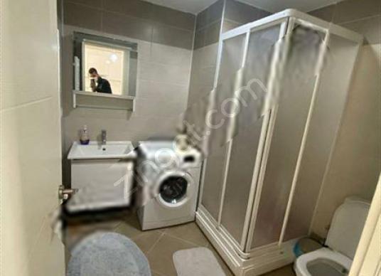 AYDINLI ADRES PANAROMADA EŞYALI TEMİZ DAİRE - Tuvalet