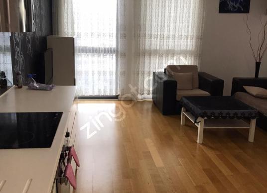 G Plus Residence Projesinde Çift Cepheli Eşyalı Satılık 1+1Daire - Oda