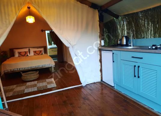 25 square meters 1+0 bedrooms Prefabricated House For Rent in Fethiye, Muğla - Çocuk Genç Odası