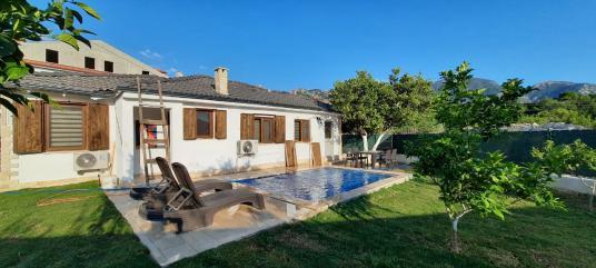 Dalyan'da haftalık kiralık tatil villası-Villa Dolce Vita - Dış Cephe