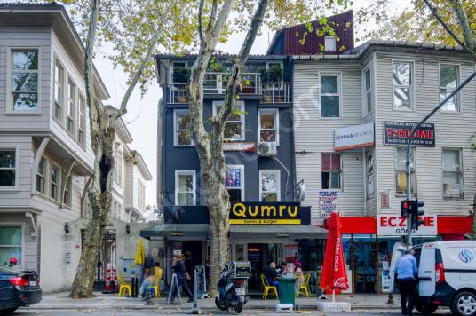 SARIYER YENİKÖYDE CADDE ÜZERİ MERKEZİ KOMPLE SATILIK TİCARİ BİNA - Sokak Cadde Görünümü