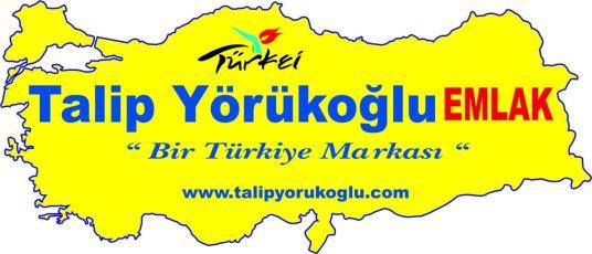 SATILIK ARSA  TALİPYÖRÜKOĞLU ISPT.TEM. İNCE-MAVİ EMLAK'TAN - Logo