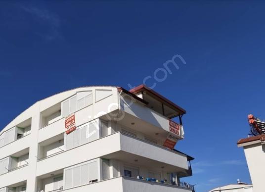 Manavgat Ilıca'da Satılık 3+1 Dubleks Daire - Dış Cephe