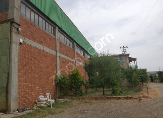 Kemalpaşa Ankara yolu üzerinde ticari imarlı Fabrika ve arsası - Dış Cephe