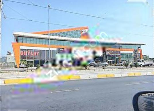 Aspendos Bulvarında Sıfır Dükkan&Ofis - Harita
