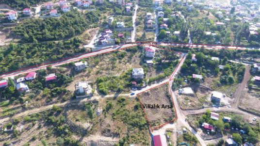 Mersin Mezitli Fındıkpınarı Mahallesi SATILIK ARSALAR - Manzara