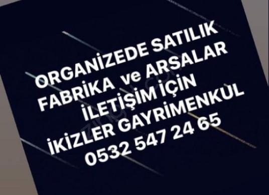 FABRİKA ARSASI ORGANİZE SANAYİ BÖLGESİ - Logo