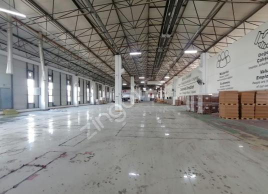 Gebze Osb'de 15500 m2+1600 Kwa+Vinç+Radyan+Basbar+Kdv'li Fabrika - Kapalı Otopark