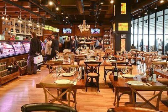 Çiğli Ataşehir'de Devren Kiralık Steakhouse - Salon