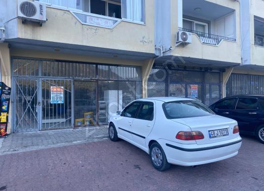 Marmaris Beldibi Merkezde 250 m2 Kiralık Dükkan - Açık Otopark
