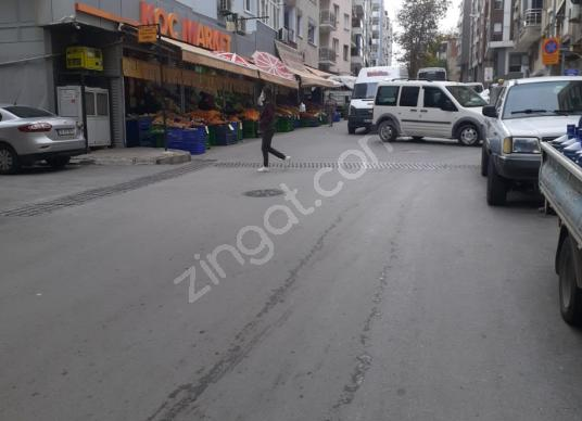 YEŞİLYURT GÜZEL KONUMDA 1+1 50m2 SATILIK GİRİŞ KAT DAİRE - Sokak Cadde Görünümü