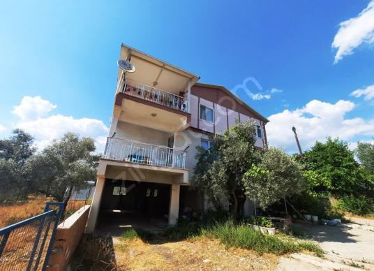Köyceğiz Zeytinalanı nda göl manzaralı eşyalı 2+1 daire kiralık - Dış Cephe