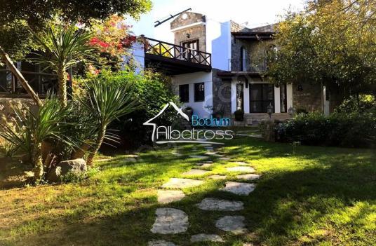 Villa Otantik Yalıkavak - Bahçe