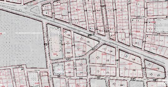 BAHÇECİK MAH. ESKİ SAMSAT CAD. GÜNEYİ 295m2 ARSA - Harita